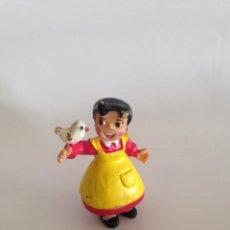 Figuras de Goma y PVC: HEIDI COMICS SPAIN FIGURA PVC GOMA AÑOS 80 OCASION TAURUS. Lote 55042010