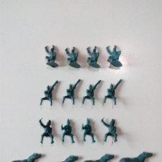Figuras de Goma y PVC: LOTE SOLDADITOS MONTAPLEX. Lote 55045733