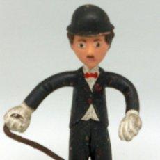 Figuras de Goma y PVC: CHARLOT FLEXI VICMA AÑOS 70 GOMA FLEXIBLE . Lote 55052129