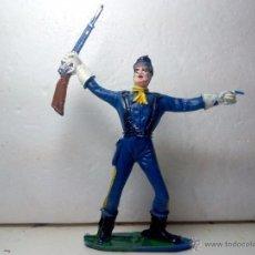 Figuras de Goma y PVC: SEPTIMO DE CABALLERIA - COMANSI. Lote 55060882