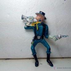 Figuras de Goma y PVC: SEPTIMO DE CABALLERIA - COMANSI. Lote 55060929
