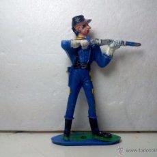Figuras de Goma y PVC: SEPTIMO DE CABALLERIA - COMANSI. Lote 55060863