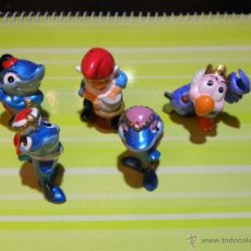 Figuras Kinder: LOTE DE MUÑECOS KINDER Nº 4. Lote 55084679