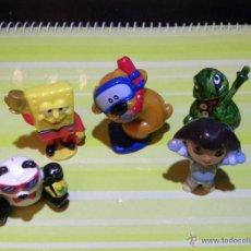 Figuras Kinder: LOTE DE MUÑECOS KINDER Nº 19. Lote 55084752