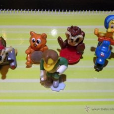 Figuras Kinder: LOTE DE MUÑECOS KINDER Nº 20. Lote 55084759