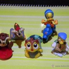 Figuras Kinder: LOTE DE MUÑECOS KINDER Nº 21. Lote 55084772