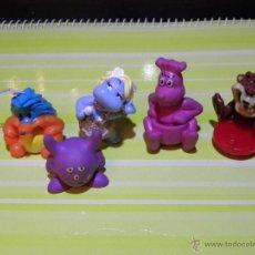 Figuras Kinder: LOTE DE MUÑECOS KINDER Nº 22. Lote 55084782
