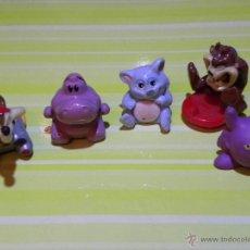 Figuras Kinder: LOTE DE MUÑECOS KINDER Nº 23. Lote 55084804