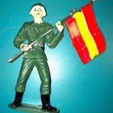 Figuras de Goma y PVC: ABANDERADO ESPAÑOL DE COMANSI. Lote 55158730