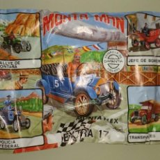 Figuras de Goma y PVC: SOBRE MONTAPLEX CERRADO. Lote 55172127