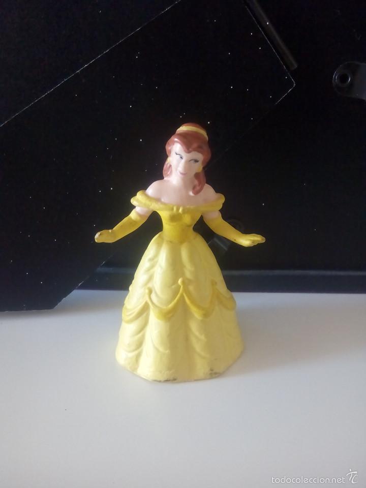 Figura Pvc Princesa Bella Serie Bella Y La Bestia De Disney Bully