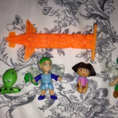 Figuras de Goma y PVC: LOTE FIGURAS PVC GOMA. Lote 55335896