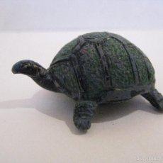 Figuras de Goma y PVC: TORTUGA PECH. AÑOS 50. Lote 55372356