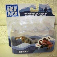 Figuras de Goma y PVC: SCRAT (ICE AGE). Lote 55387425