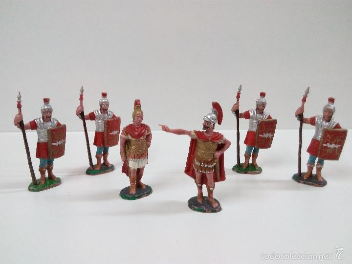 ROMANOS (Juguetes - Figuras de Goma y Pvc - Otras)