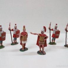 Figuras de Goma y PVC: ROMANOS. Lote 55690890