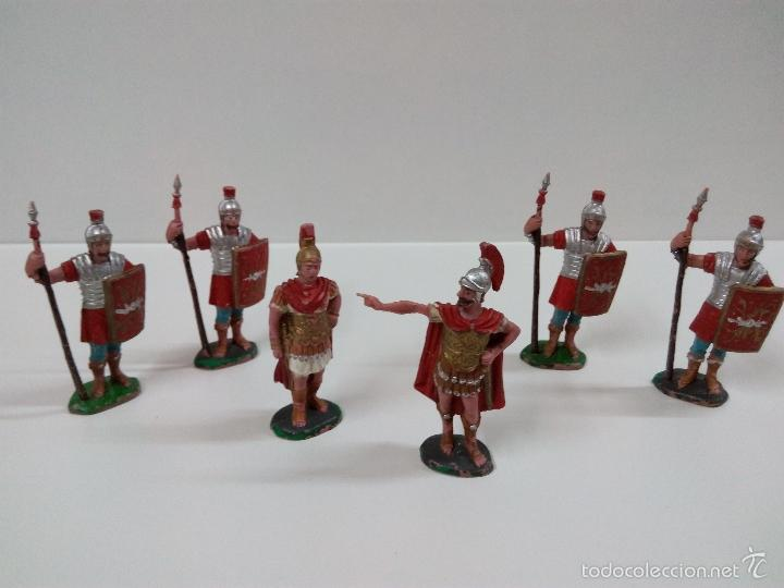 Figuras de Goma y PVC: ROMANOS - Foto 2 - 55690890
