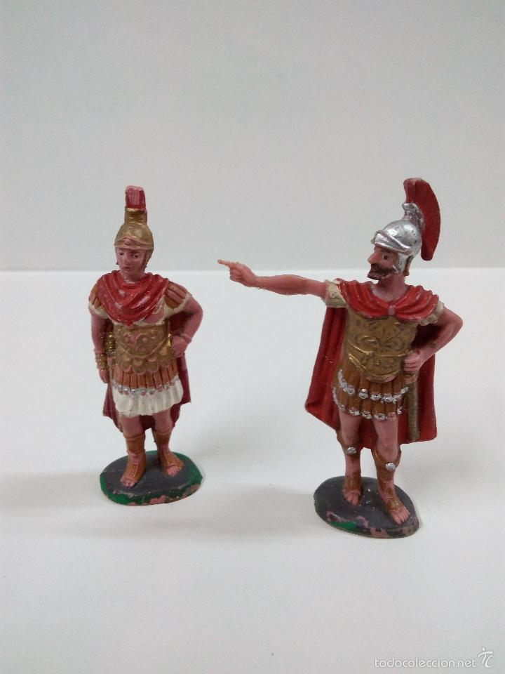 Figuras de Goma y PVC: ROMANOS - Foto 3 - 55690890