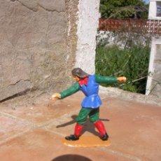 Figuras de Goma y PVC: FIGURA JECSAN. Lote 55702386