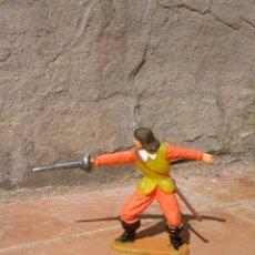Figuras de Goma y PVC: FIGURA JECSAN. Lote 55702704