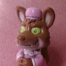 Figuras de Goma y PVC: FIGURA TM MGA 2008 EL LOBO. Lote 55805556