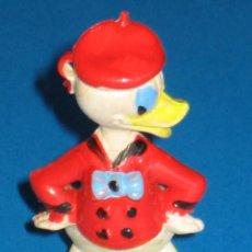 Figuras de Goma y PVC: FIGURA GOMA PECH HERMANOS DISNEY PATO DONALD. Lote 55815753