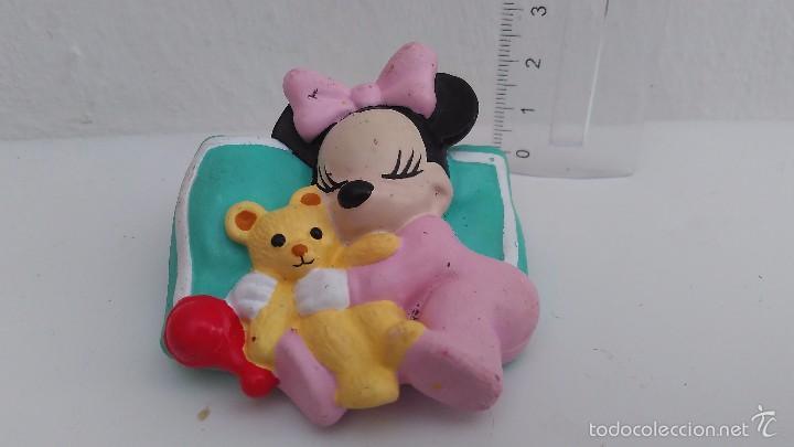 figura de mickey mouse minnie bebe disney juguetes figuras de goma y pvc - Bebe Disney