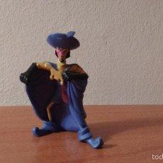 Figuras de Goma y PVC: FIGURA JOROBADO DE NOTRE DAME - CLOPIN JEFE GITANO - NOTREDAME - DISNEY. Lote 55948676