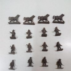 Figuras de Goma y PVC: LOTE DE SOLDADITOS MONTAPLEX. Lote 56182970