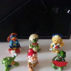 Figuras Kinder: LOTE DE ANTIGUAS FIGURAS FIGURITAS DE KINDER.. Lote 56251780
