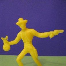 Figuras de Goma y PVC: FIGURA DE VAQUERO. Lote 56305165