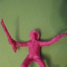 Figuras de Goma y PVC: FIGURA DE VAQUERO. Lote 56305198