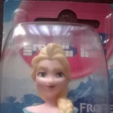 Dispensador Pez: DISPENSADOR PEZ ELSA FROZEN. Lote 56311806