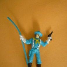 Figuras de Goma y PVC: FIGURA YANKEE COMANSI 60MM. Lote 56313518