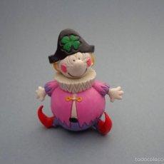 Figuras de Goma y PVC: PVC MAIA BORGES - PAYASO CLOWN - AÑOS80. Lote 56592851