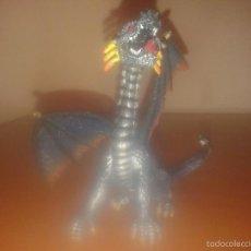 Figuras de Goma y PVC: FIGURA DRAGON BULLYLAND GERMANY. Lote 56333444