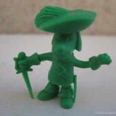 Figuras de Goma y PVC: D'ARTACAN - FIGURA PROMOCIONAL DE PLÁSTICO - D'ARTACAN Y LOS 3 MOSQUEPERROS - DUNKIN - PHOSKITOS.. Lote 56369264