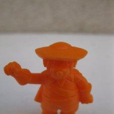 Figuras de Goma y PVC: DOGOS - FIGURA PROMOCIONAL DE PLÁSTICO - D'ARTACAN Y LOS 3 MOSQUEPERROS - DUNKIN - PHOSKITOS.. Lote 56369356