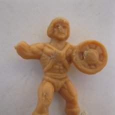 Figuras de Goma y PVC: HE-MAN - FIGURA PROMOCIONAL DE PLÁSTICO - MASTERS DEL UNIVERSO - DUNKIN.. Lote 56384457