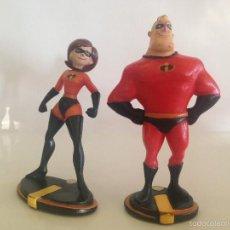 Figuras de Goma y PVC: LOTE FIGURA FIGURAS LOS INCREIBLES BULLY BULLYLAND . Lote 56389673