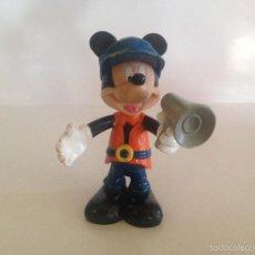 Figuras de Goma y PVC: FIGURA PLASTICO WALT DISNEY MICKEY MOUSE. Lote 56390025