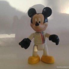 Figuras de Goma y PVC: FIGURA PLASTICO WALT DISNEY MICKEY MOUSE. Lote 56390032