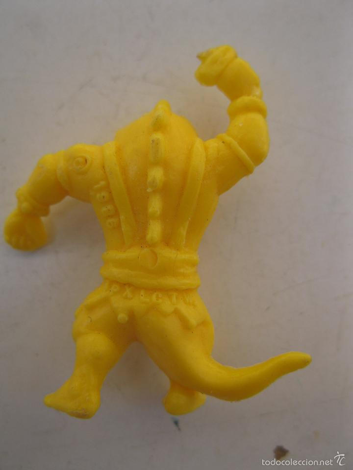 Figuras de Goma y PVC: REPTILIO - FIGURA PROMOCIONAL DE PLÁSTICO - THUNDERCATS - DUNKIN. - Foto 2 - 56390094