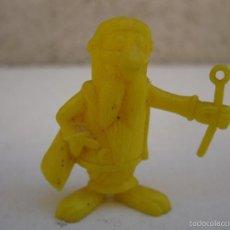 Figuras de Goma y PVC: PANORAMIX - FIGURA PROMOCIONAL DE PLÁSTICO - ASTERIX - DUNKIN.. Lote 56390140