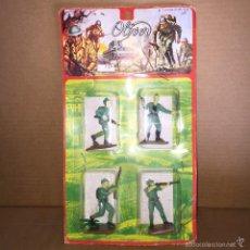 Figuras de Goma y PVC: RARO BLISTER DE OLIVER / PECH HERMANOS NUEVO SIN USO. Lote 56394340