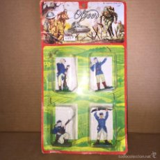 Figuras de Goma y PVC: RARO BLISTER DE OLIVER / PECH HERMANOS NUEVO SIN USO. Lote 56394492