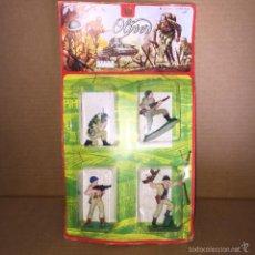 Figuras de Goma y PVC: RARO BLISTER DE OLIVER / PECH HERMANOS NUEVO SIN USO. Lote 56394525
