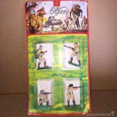 Figuras de Goma y PVC: RARO BLISTER DE OLIVER / PECH HERMANOS NUEVO SIN USO. Lote 56394773