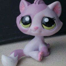 Figuras de Goma y PVC: FIGURA LPS LITTLEST PET SHOP HASBRO GATO CAT 1660. Lote 56445904