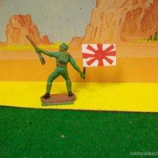 Figuras de Goma y PVC: FIGURA JAPONES DE PECH HERMANOS - FIGURA MILITAR HERMANOS PECH -. Lote 56482765